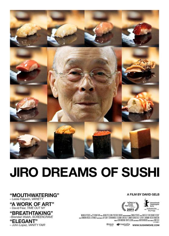 Jiro śni o sushi (2011) online. Obsada, opinie, opis fabuły, zwiastun