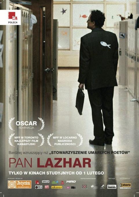 Pan Lazhar (2011) online. Obsada, opinie, opis fabuły, zwiastun