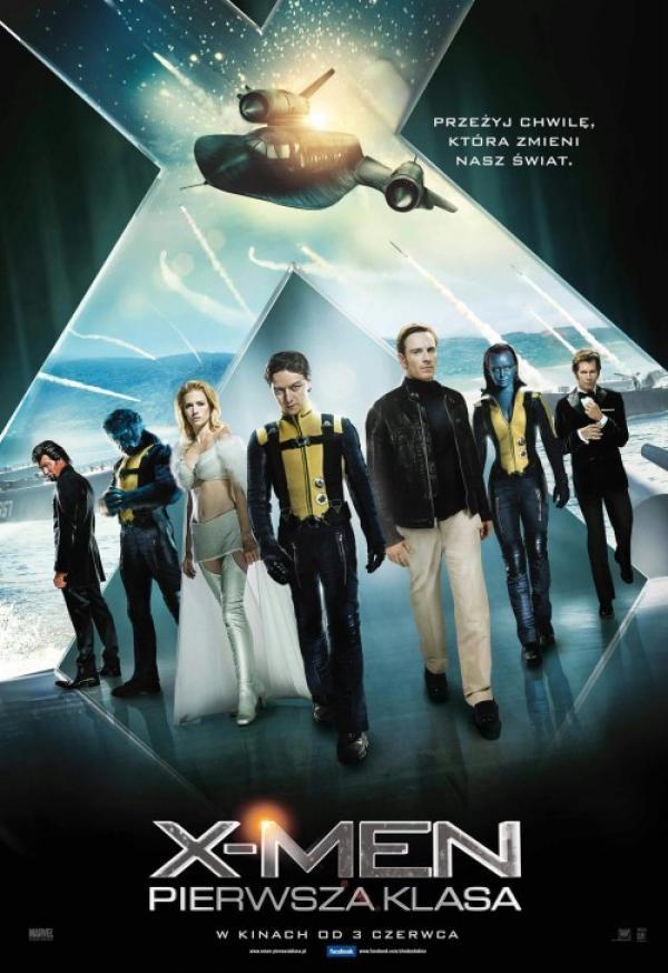 X-Men: Pierwsza klasa (2011) online. Obsada, opinie, opis fabuły, zwiastun