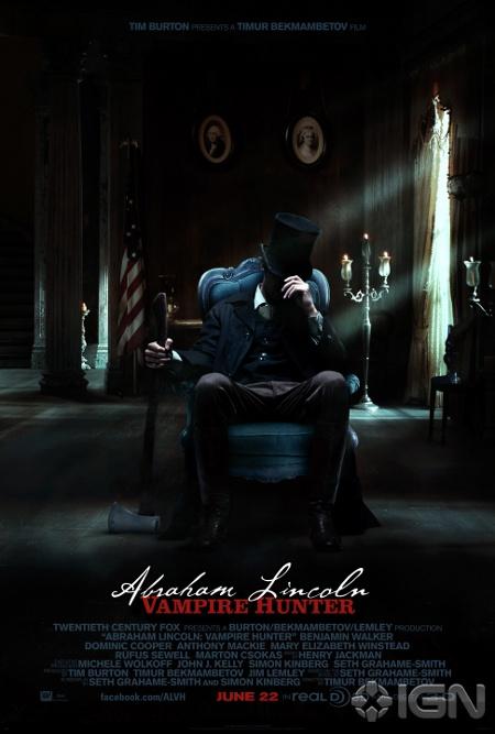Abraham Lincoln: Łowca wampirów 3D (2012) online. Obsada, opinie, opis fabuły, zwiastun