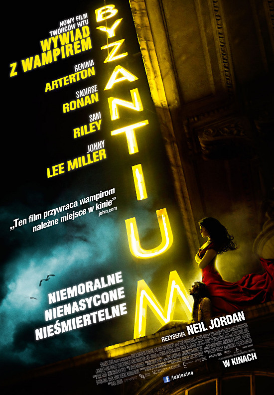 Byzantium (2012) online. Obsada, opinie, opis fabuły, zwiastun