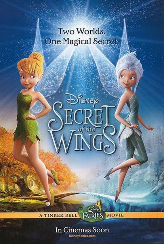 Dzwoneczek i sekret magicznych skrzydeł (2012) online. Obsada, opinie, opis fabuły, zwiastun