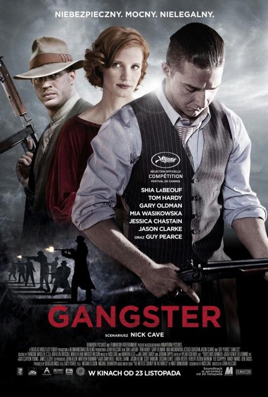 Gangster (2012) online. Obsada, opinie, opis fabuły, zwiastun