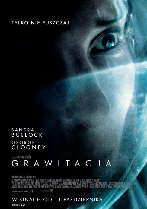 Grawitacja (2013) online. Obsada, opinie, opis fabuły, zwiastun