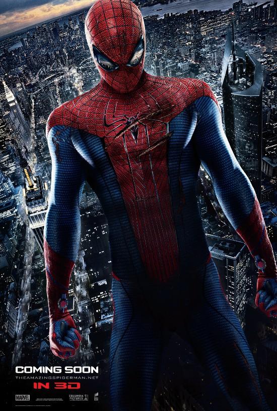 Niesamowity Spider-Man (2012) online. Obsada, opinie, opis fabuły, zwiastun