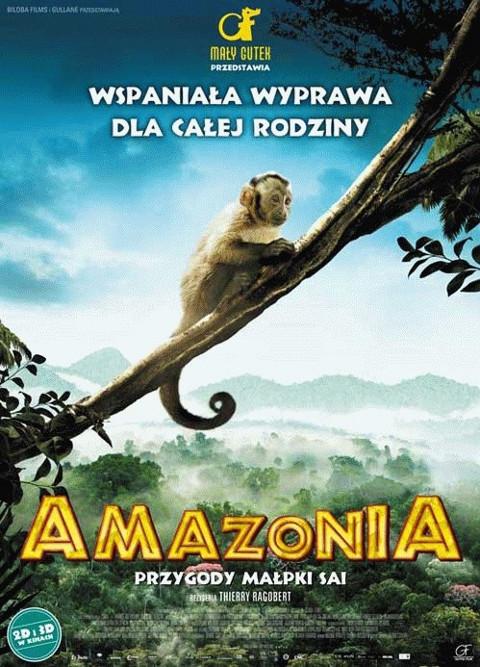 Amazonia. Przygody małpki Sai (2013) online. Obsada, opinie, opis fabuły, zwiastun