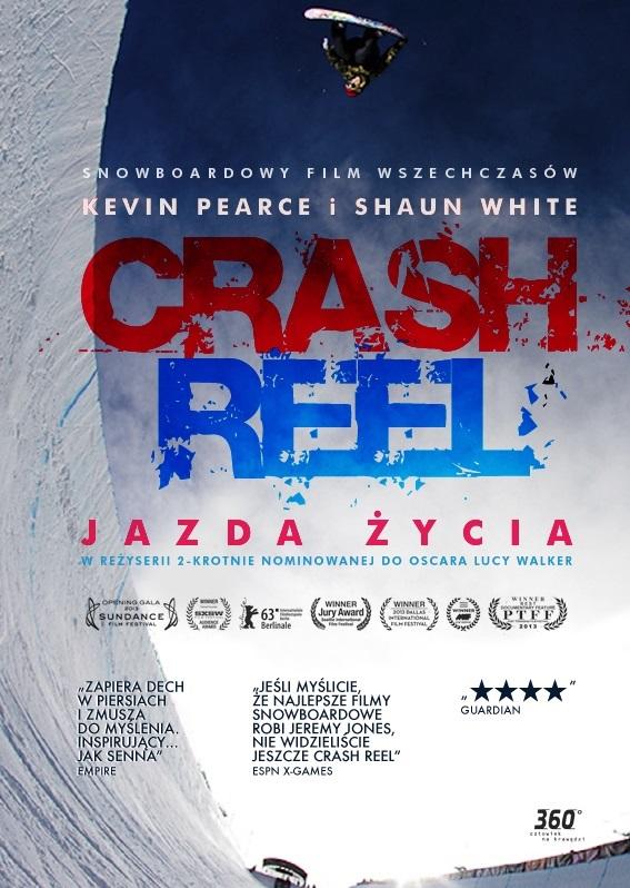 Crash reel (2013) online. Obsada, opinie, opis fabuły, zwiastun