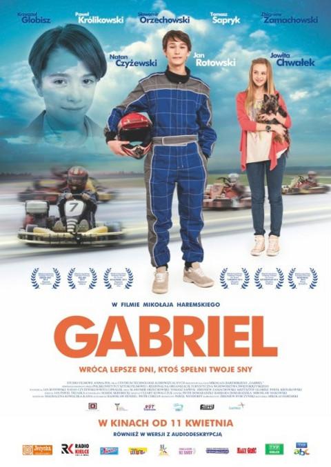 Gabriel (2013) online. Obsada, opinie, opis fabuły, zwiastun