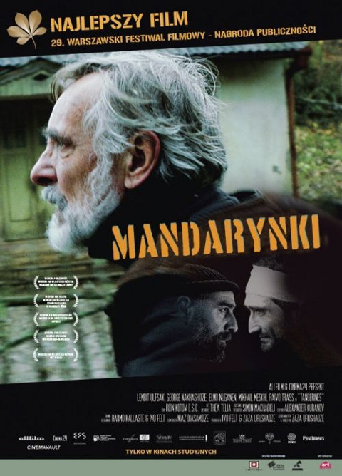 Mandarynki (2013) online. Obsada, opinie, opis fabuły, zwiastun