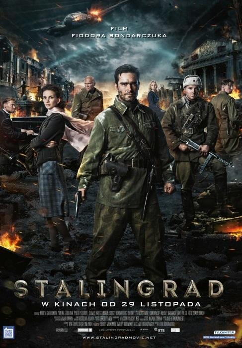 Stalingrad (2013) online. Obsada, opinie, opis fabuły, zwiastun
