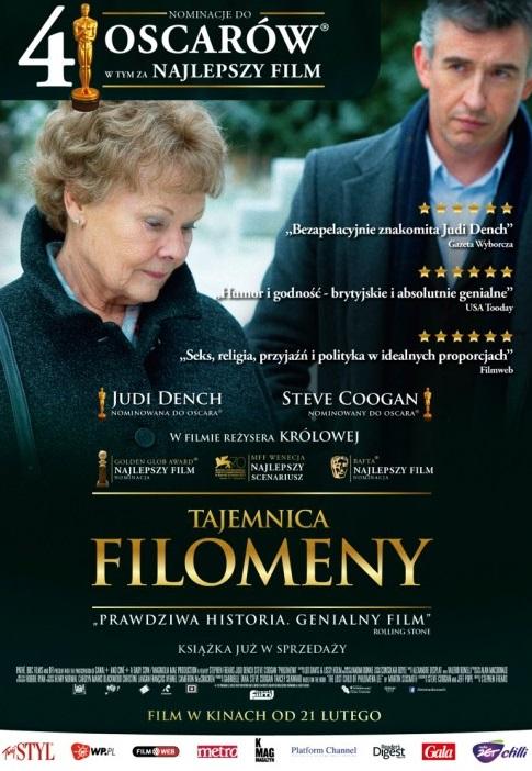 Tajemnica Filomeny (2013) online. Obsada, opinie, opis fabuły, zwiastun