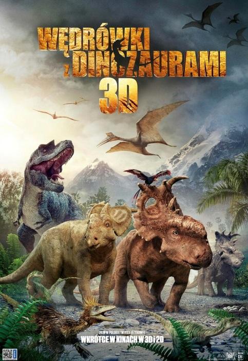 Wędrówki z dinozaurami 3D (2013) online. Obsada, opinie, opis fabuły, zwiastun