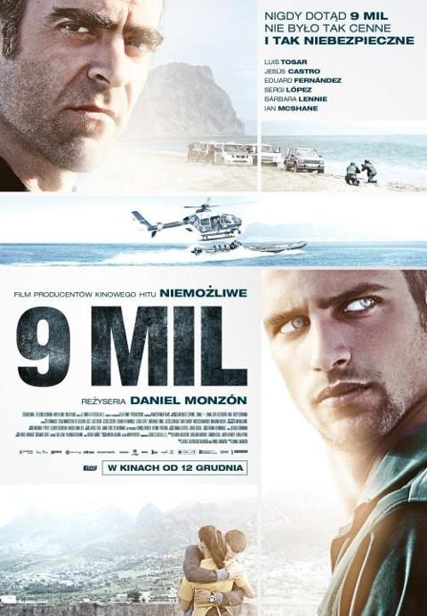 9 mil (2014) online. Obsada, opinie, opis fabuły, zwiastun
