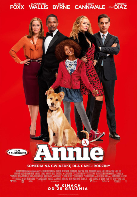 Annie (2014) online. Obsada, opinie, opis fabuły, zwiastun