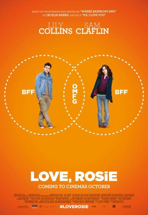 Love, Rosie (2014) online. Obsada, opinie, opis fabuły, zwiastun