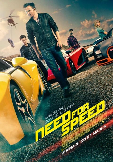 Need for Speed (2014) online. Obsada, opinie, opis fabuły, zwiastun