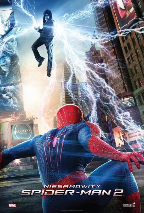 Niesamowity Spider-Man 2 (2014) online. Obsada, opinie, opis fabuły, zwiastun