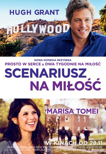 Scenariusz na miłość (2014) online. Obsada, opinie, opis fabuły, zwiastun