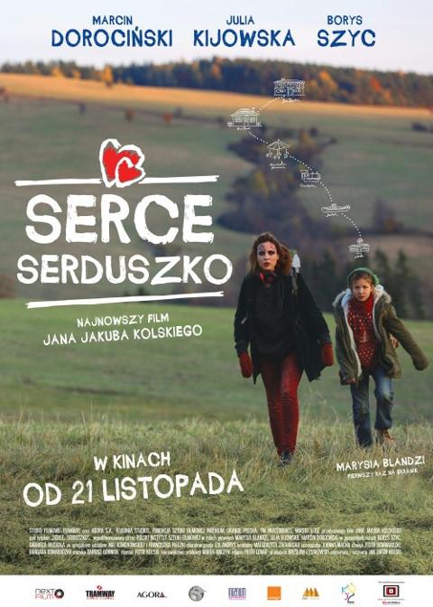 Serce, Serduszko (2014) online. Obsada, opinie, opis fabuły, zwiastun