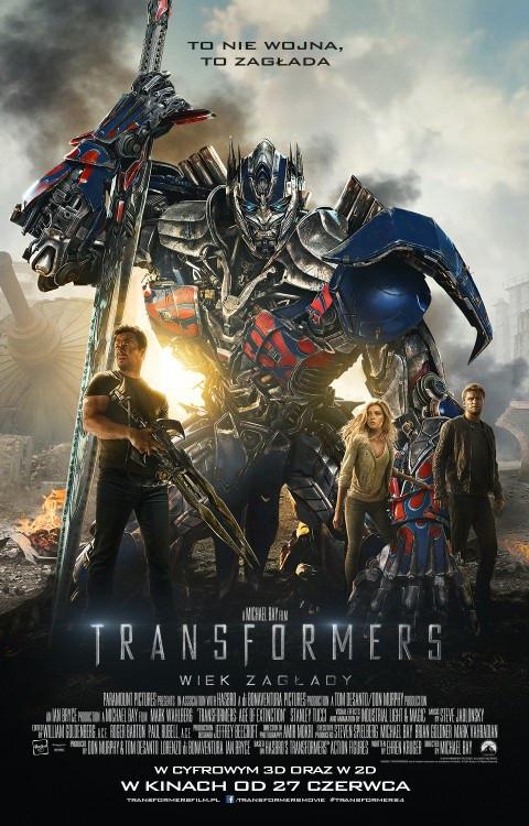 Transformers: Wiek zagłady (2014) online. Obsada, opinie, opis fabuły, zwiastun