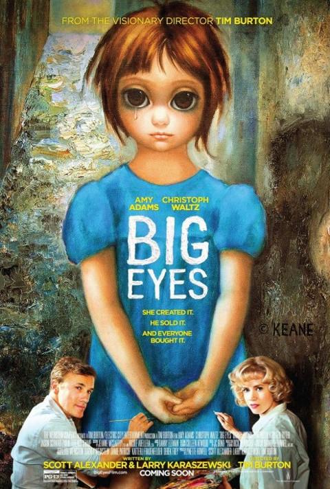 Wielkie oczy (2014) online. Obsada, opinie, opis fabuły, zwiastun