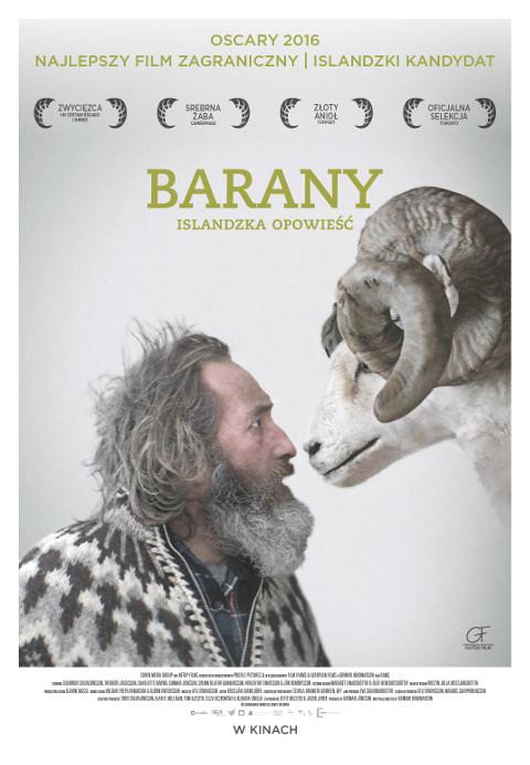 Barany. Islandzka opowieść (2015) online. Obsada, opinie, opis fabuły, zwiastun