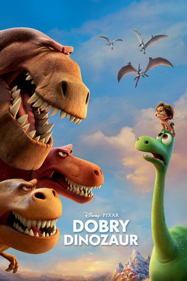Dobry dinozaur (2015) online. Obsada, opinie, opis fabuły, zwiastun
