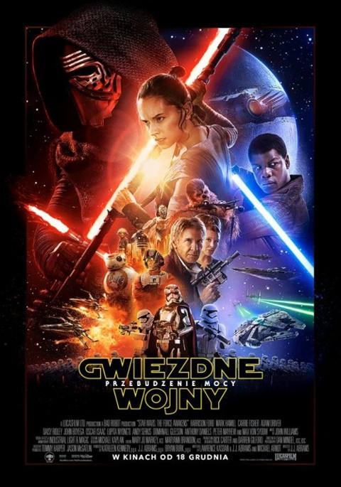 Gwiezdne wojny: Przebudzenie Mocy (2015) online. Obsada, opinie, opis fabuły, zwiastun