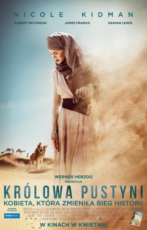 Królowa pustyni (2015) online. Obsada, opinie, opis fabuły, zwiastun