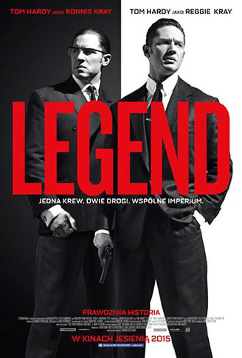 Legend (2015) online. Obsada, opinie, opis fabuły, zwiastun