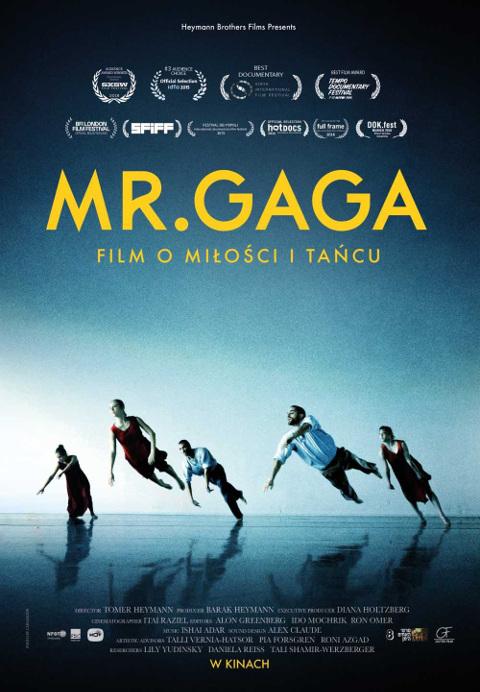 Mr. Gaga (2015) online. Obsada, opinie, opis fabuły, zwiastun