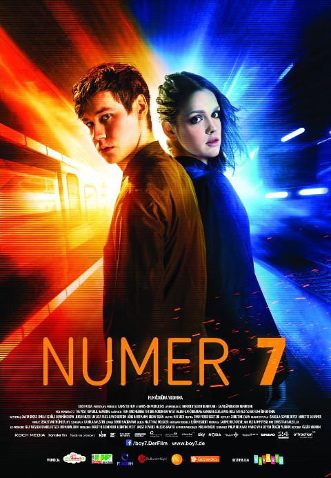 Numer 7 (2015) online. Obsada, opinie, opis fabuły, zwiastun