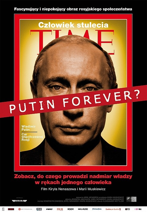 Putin Forever? (2015) online. Obsada, opinie, opis fabuły, zwiastun