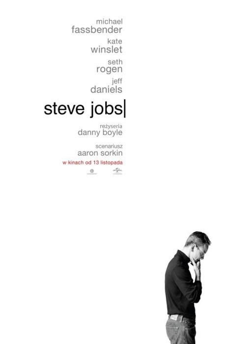 Steve Jobs (2015) online. Obsada, opinie, opis fabuły, zwiastun