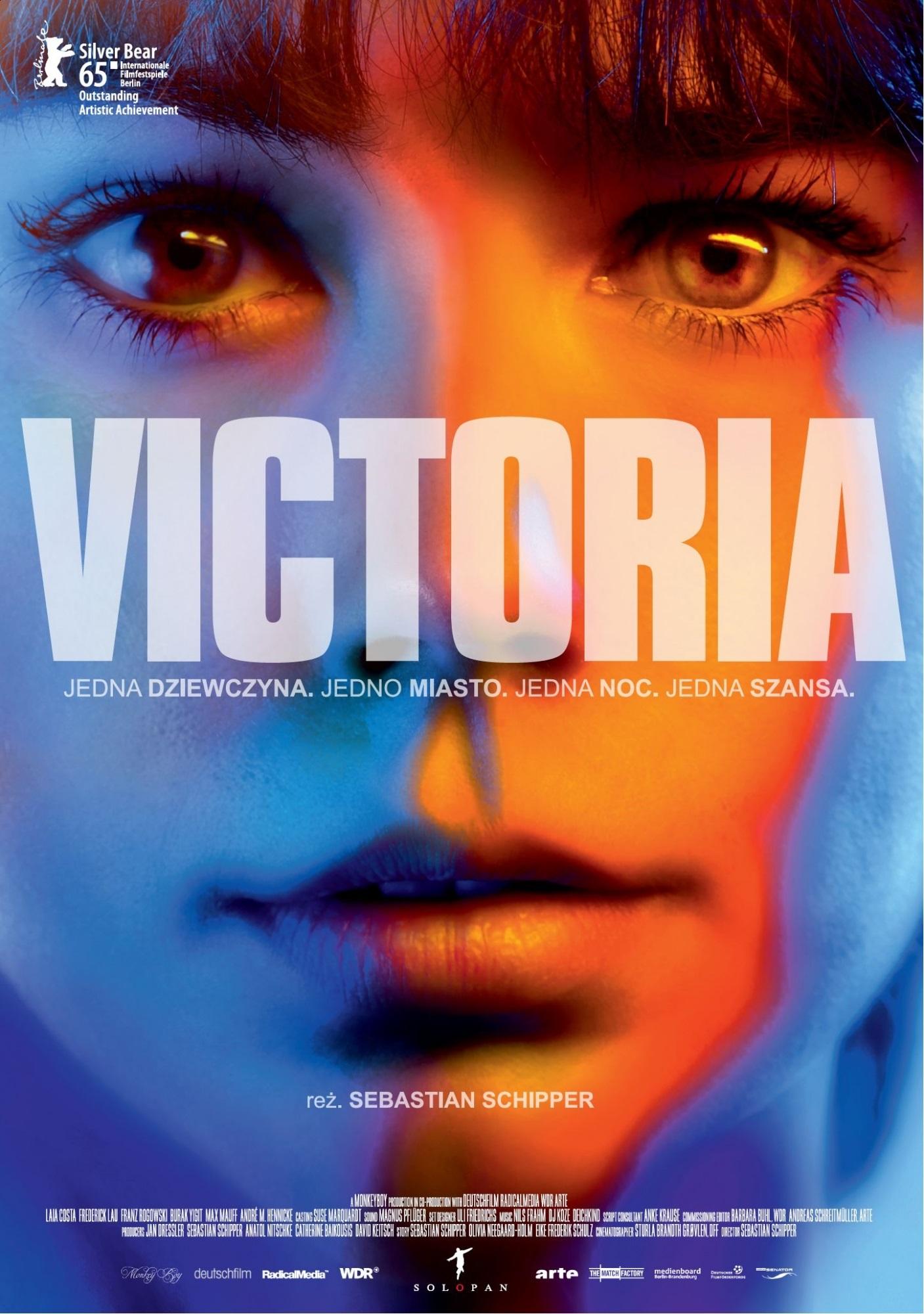 Victoria (2015) online. Obsada, opinie, opis fabuły, zwiastun