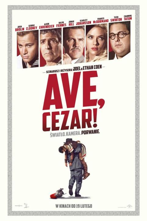 Ave, Cezar! (2016) online. Obsada, opinie, opis fabuły, zwiastun