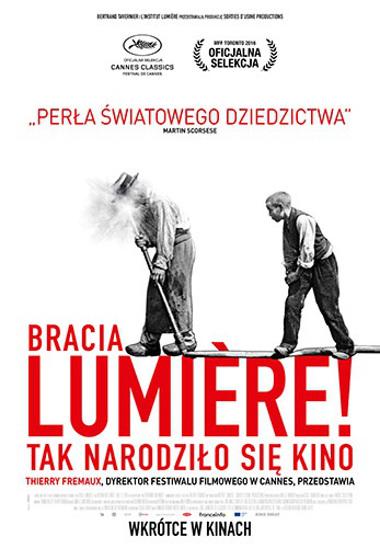 Bracia Lumière (2016) online. Obsada, opinie, opis fabuły, zwiastun