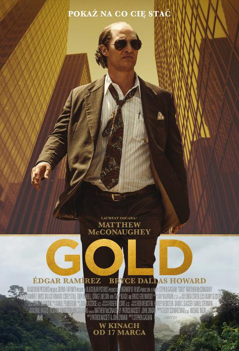 Gold (2016) online. Obsada, opinie, opis fabuły, zwiastun