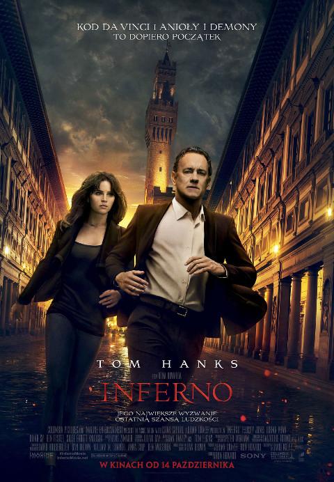 Inferno (2016) online. Obsada, opinie, opis fabuły, zwiastun