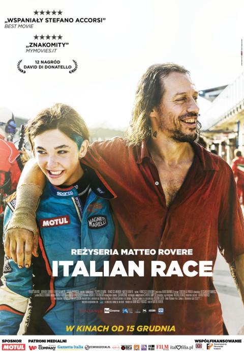 Italian Race (2016) online. Obsada, opinie, opis fabuły, zwiastun