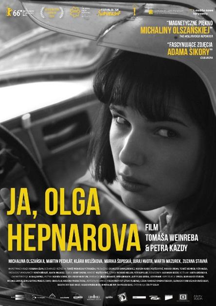 Ja, Olga Hepnarová (2016) online. Obsada, opinie, opis fabuły, zwiastun