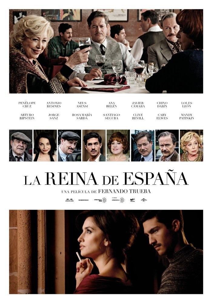 Królowa Hiszpanii (2016) online. Obsada, opinie, opis fabuły, zwiastun