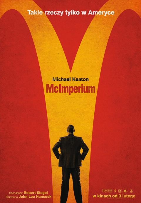 McImperium (2016) online. Obsada, opinie, opis fabuły, zwiastun