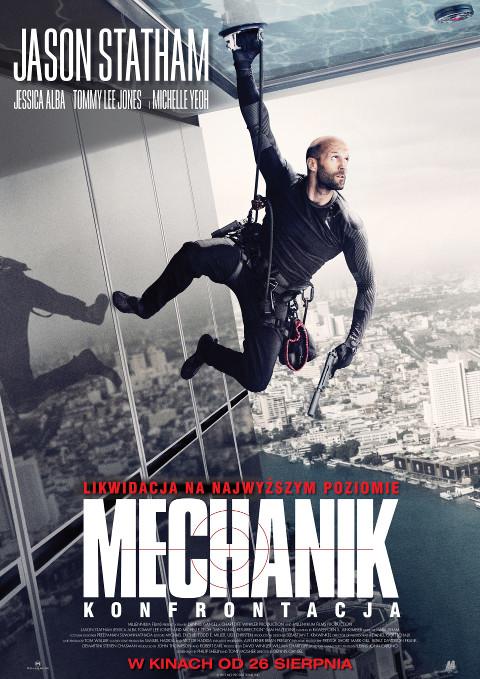 Mechanik: Konfrontacja (2016) online. Obsada, opinie, opis fabuły, zwiastun