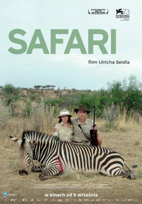 Safari (2016) online. Obsada, opinie, opis fabuły, zwiastun