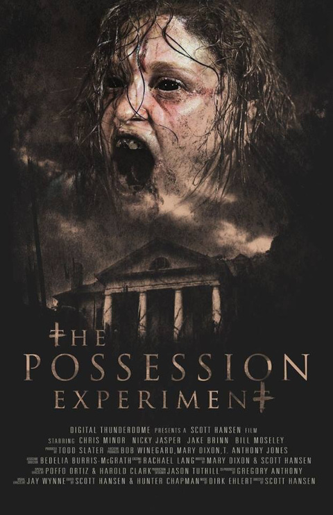 The Possession Experiment (2016) online. Obsada, opinie, opis fabuły, zwiastun