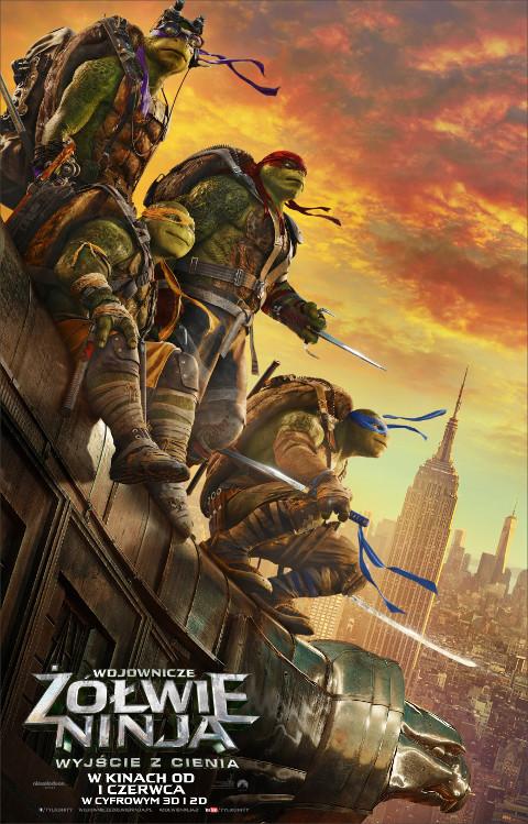 Wojownicze Żółwie Ninja: Wyjście z cienia (2016) online. Obsada, opinie, opis fabuły, zwiastun