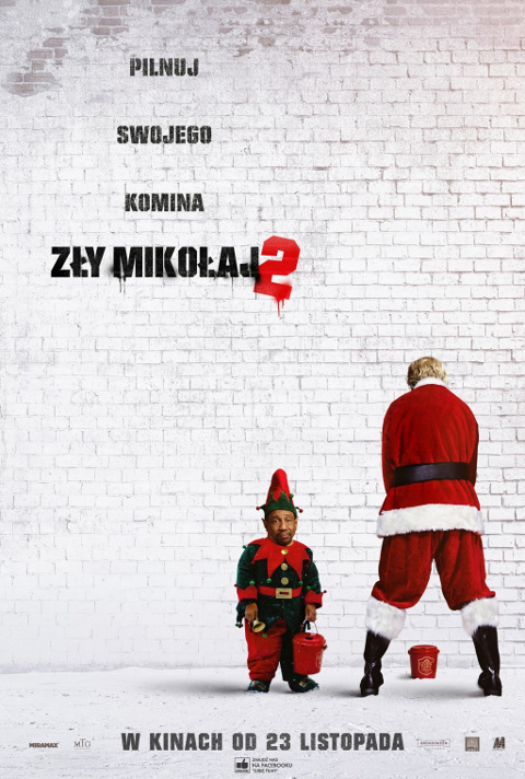 Zły Mikołaj 2 (2016) online. Obsada, opinie, opis fabuły, zwiastun