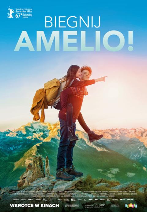 Biegnij Amelio! (2017) online. Obsada, opinie, opis fabuły, zwiastun