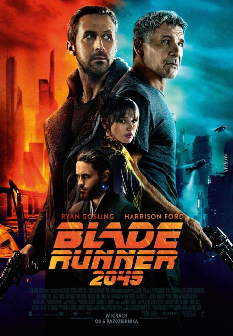 Blade Runner 2049 (2017) online. Obsada, opinie, opis fabuły, zwiastun